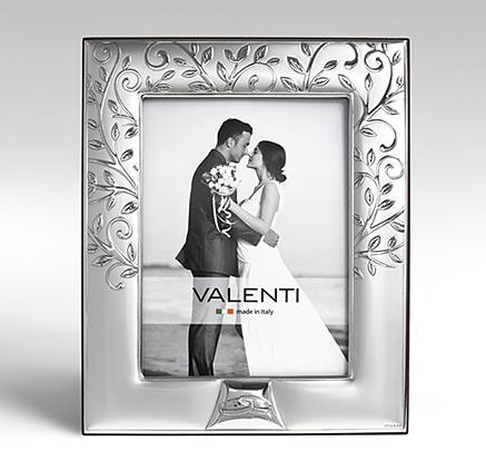 Silber Bilderrahmen Valenti