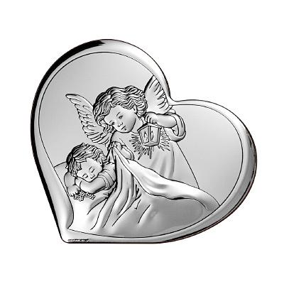 Engelchen über Kind Taufgeschenk für Patenkind