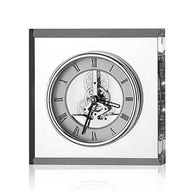 Uhr Im Glasgehäuse