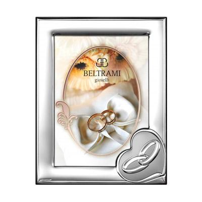 Silber Bilderrahmen Hochzeit, Hochzeitsjubiläum Geschenk