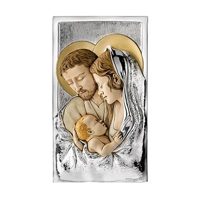 Relief Heilige Familie Geschenkidee zur Hochzeit
