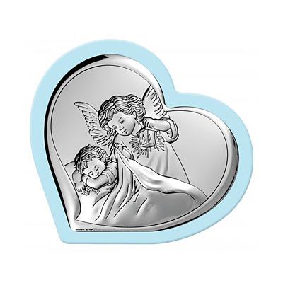 Engelchen über Kind Taufgeschenk für Junge