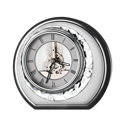 Silber Uhr Im Silbergehäuse
